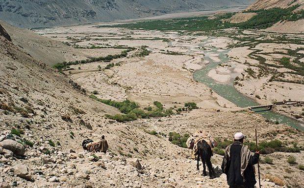 Афганистан, не тронутый Талибаном