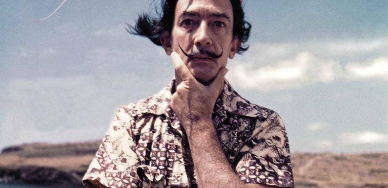 Интересные и редкие фотографии о жизни Сальвадора Дали