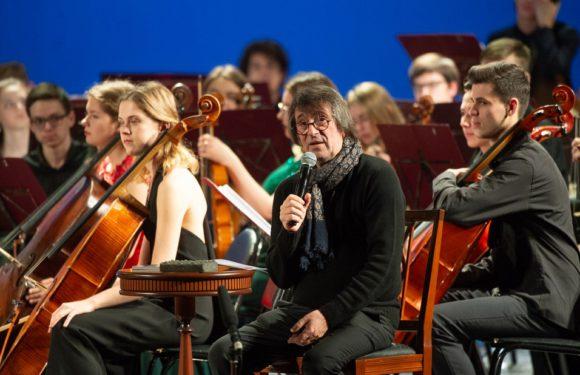 Зимний фестиваль Башмета начался с юношества