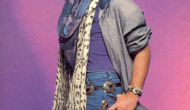 Джон Бон Джови знал толк в дикой моде 80-х